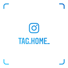 Official Instagram NameTag 株式会社ティーエージー